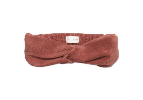 Petit Blush Petit blush - Twisted headband Marsala one size