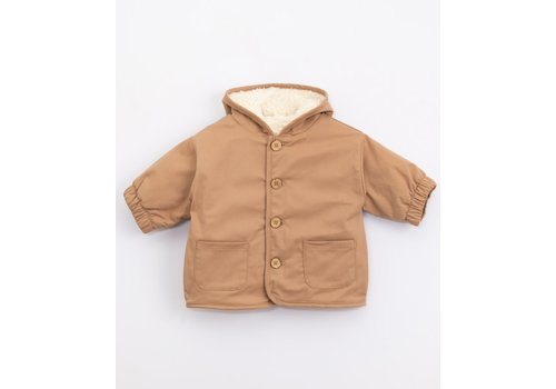 Play Up Play  up - Twill Parka Paper P8066 PA01/1AJ11404