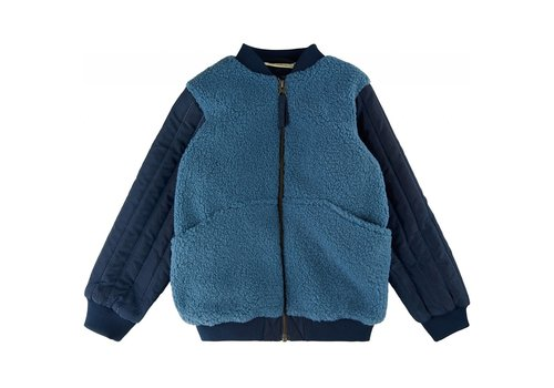 Soft Gallery Soft gallery - Ice Gabino jacket ombre blue