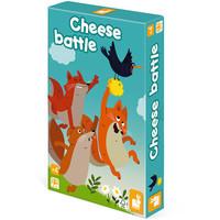 Janod - Cheese battle