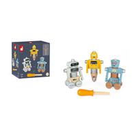 Janod - Brico'kids Robot set