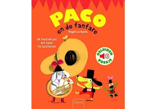 Boeken Boek - Paco en de fanfare