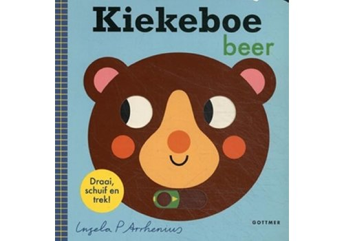 Boeken Boek - Kiekeboe Beer