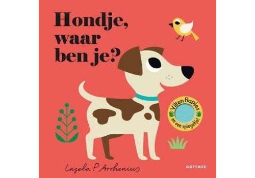 Boeken Waar ben je - Prentenboek Hondje