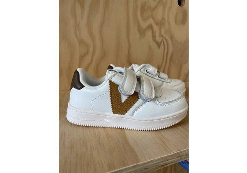 Victoria Victoria - Sneakers mostaza