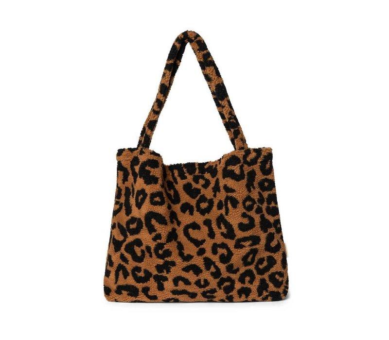 Studio Noos - Leopard Brown Mom-Bag