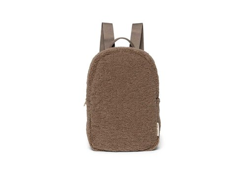 Studio Noos Studio Noos - Chunky Brown Backpack
