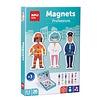 APLI APLI - Beroepen Magneetkaart 36-delig