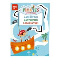 APLI - Koffer Activiteitenboekjes Piraat