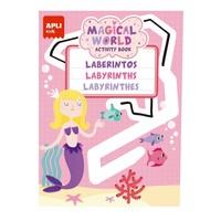 APLI - Koffer Activiteitenboekjes Sprookjes
