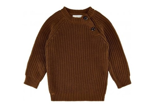 The New The New -  Alex knit sweater toffee