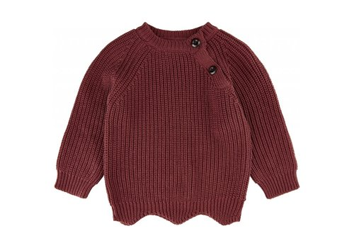 The New The New -  Olly knit sweater apple butter