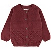The New The New - Ariel knit cardigan apple butter