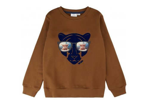 The New The New - Villy sweatshirt toffee
