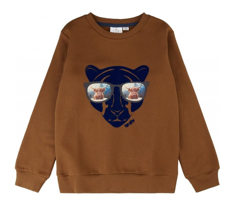 The New - Villy sweatshirt toffee