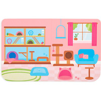Ooly -  Mini Play again Pet Play Land