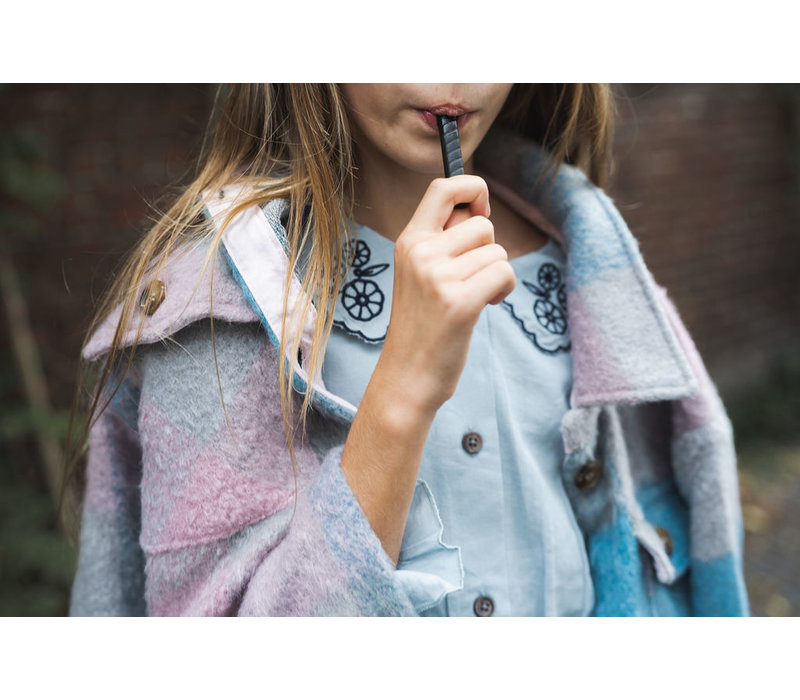 The New - Vinnie jacket ash rose