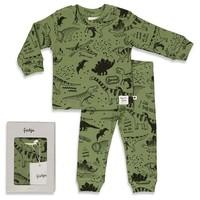 Feetje - Premium Dino Drew - Army