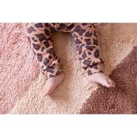 Feetje - Premium Leopard Lee - Hazelnoot