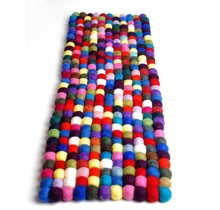 DEKORANDO - Long Pot Stand | Multicolor