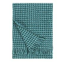 ALVA Wool Blanket Green - 130x170