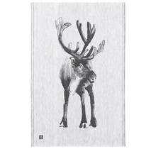 PORO - Кухонные полотенца - Черный / Серый - 46x70