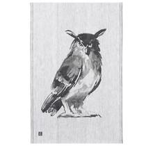 HUUHKAJA - Кухонное полотенце - Черный / Серый - 46x70