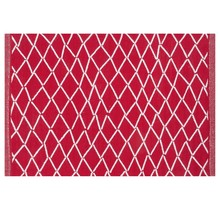 ESKIMO Placemat Red 48 x 32 cm