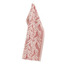 KUUSI Кухонное полотенце Красное - 46x70
