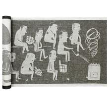 MIESTEN SAUNA - MEN'S SAUNA Sitzbezug - 46x150