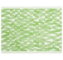 PÄRE Чехол на сиденье для сауны Зеленый Белый - 46x60