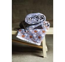 TULPAPAANI - Одеяло из шерсти / льна - 130x240