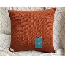 Woolish, подушка, 40x40см, имбирь