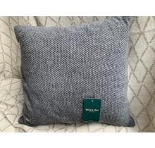 Woolish, kussen, 40x40cm, light grey
