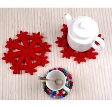 DEKORANDO - coaster | snowflake