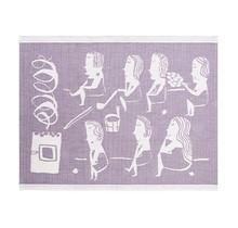 NAISTEN SAUNA Чехол на сиденье для сауны - 46x60