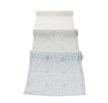 ZINNIA Washed Linen Table Runner - 46x150