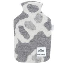 SAIMAANNORPPA - Wärmeflasche - Hellgrau