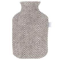 MARIA - Бутылка с горячей водой - Коричневый / Белый