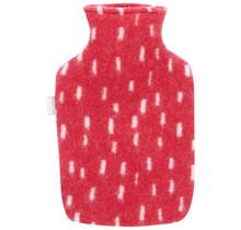 PYRY - Бутылка с горячей водой - Красный / Белый