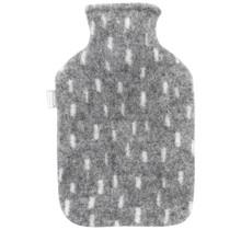 PYRY - Бутылка с горячей водой - Серый / Белый