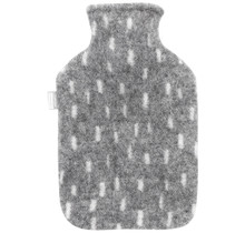PYRY - Hot Water Bottle - Grey/White
