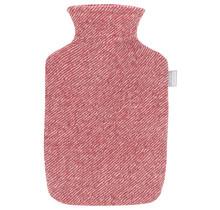 SARA - Hot Water Bottle - Red/White