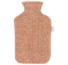 SARA - Бутылка с горячей водой - Корица / Белый