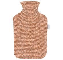 SARA - Hot Water Bottle - Cinnamon/White
