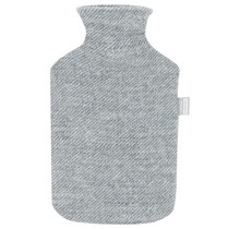 SARA - Бутылка с горячей водой - Серый / Белый