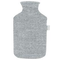 SARA - Hot Water Bottle - Grey/White