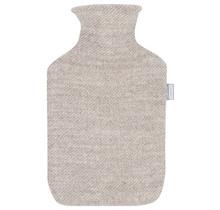 SARA - Hot Water Bottle - Beige/White