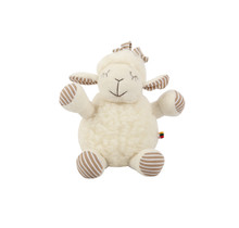 KATI, kleines Schaf, aus weicher Merinowolle, 25cm gross