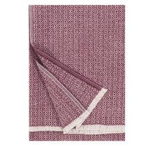 KOLI - Wool Plaid - Beige Bordeaux - 150x170